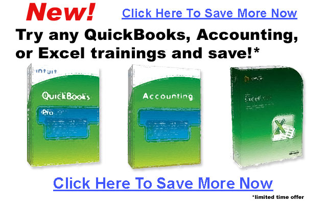 Detroit Michigan QuickBooks Classes